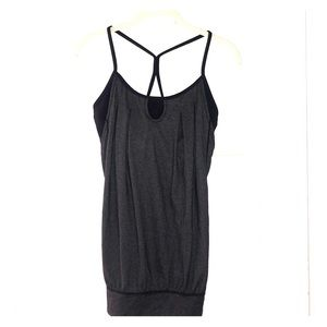 Lululemon workout tank and bra top in one!